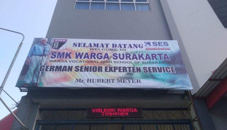 TAMU dari SES (Senior Experten Service)